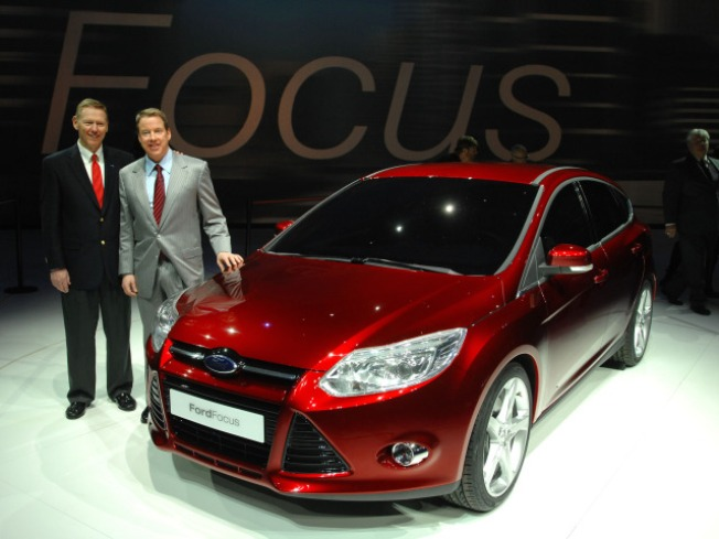 Ford, Rivals Betting Small is Beautiful