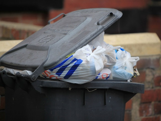 DC Now Charging for New Trash Cans