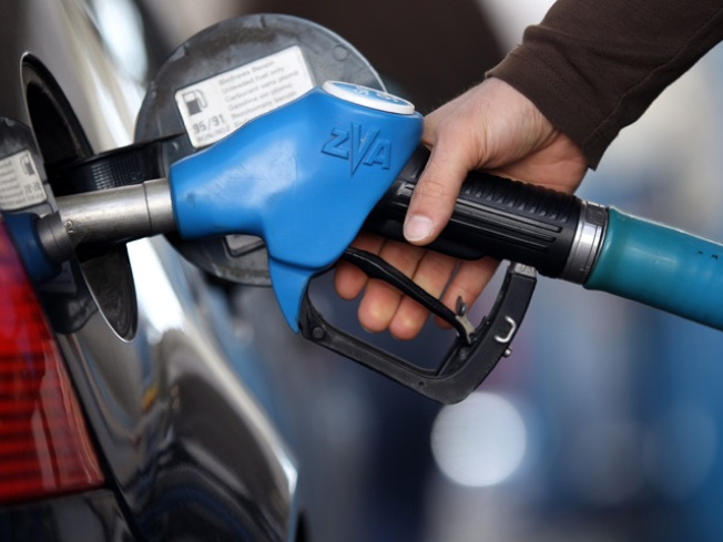 Gas Prices Hit Two-Year High