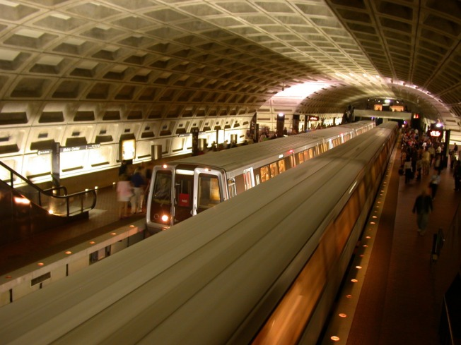 Expect Metro Delays This Weekend for Track Work