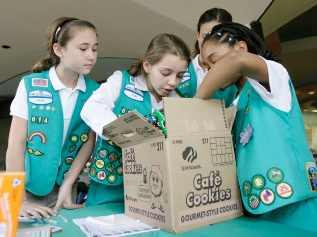 Ask Liz: Girl Scout Cookies