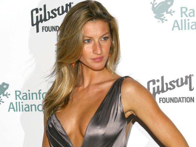 Gisele Bundchen Takes On Brazil President Over Amazon