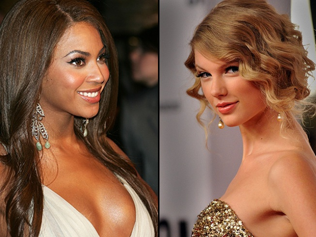 Beyonce, Taylor Swift Set Stage for Grammy Showdown