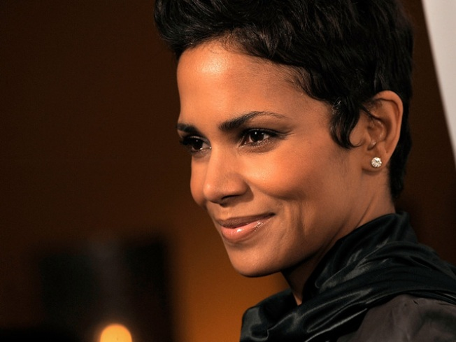 Halle Berry Opens Up About Her Family's Domestic Abuse Struggles