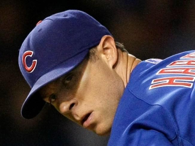 Cubs' Rich Harden Calls It a Season