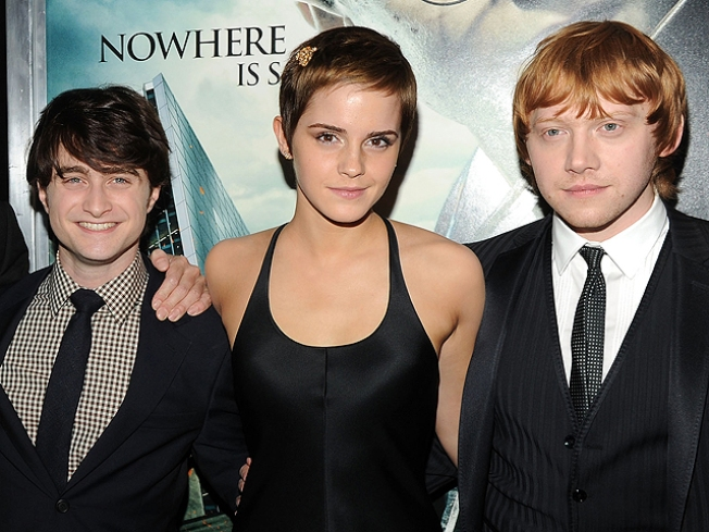 """Potter"" Charms International Moviegoers"