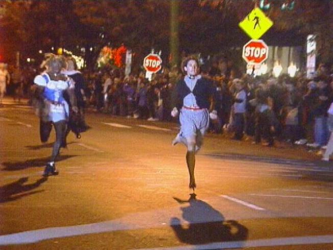 High Heel Race Postponed Due to Sandy