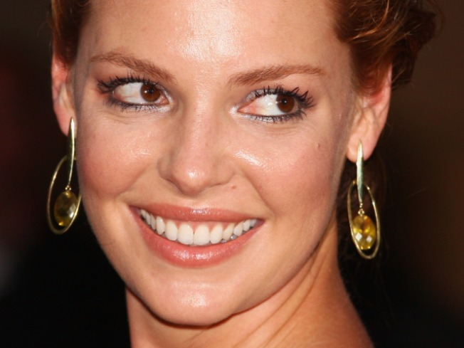 "Katherine Heigl Taking A Break From ""Grey's Anatomy"""