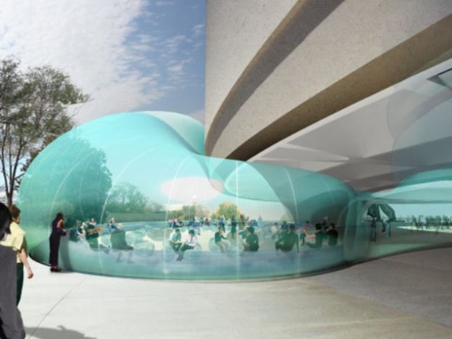 Smithsonian Cancels $15M Hirshhorn Bubble Project