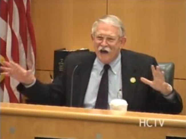 Councilman Scorned For Berating Woman
