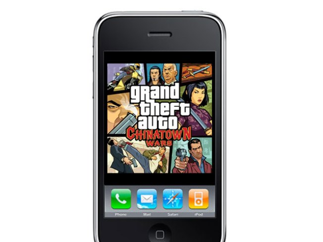 Carjacking, Hookers, and Grand Theft Auto Coming to iPhone
