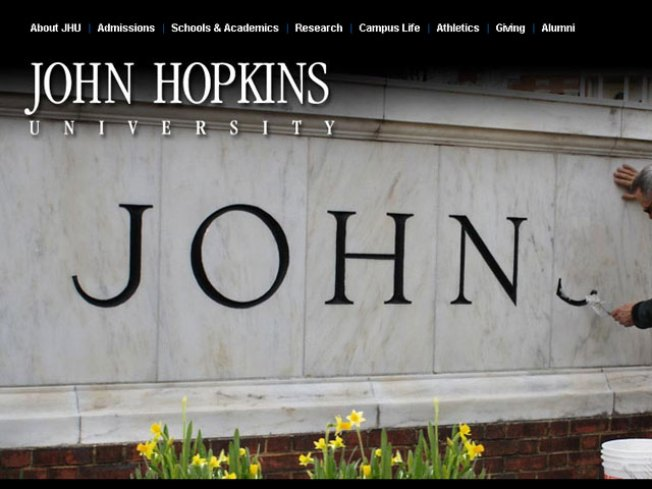 "John Hopkins Finally Drops the ""s"""
