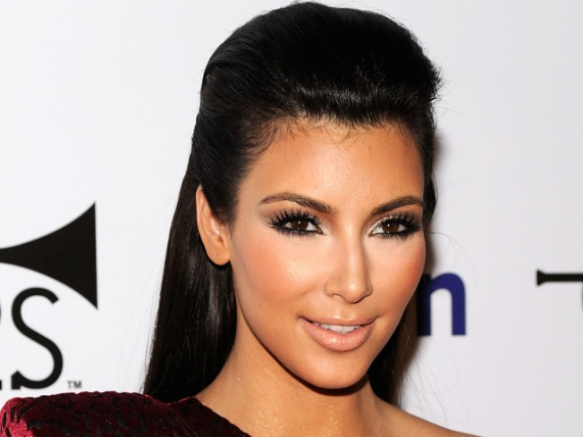Kim Kardashian Gets Black Eye in Beat-Down