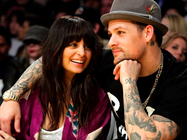 Nicole Richie Engaged to Rocker Joel Madden