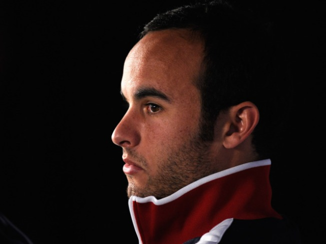 Landon Donovan May Have Love Child