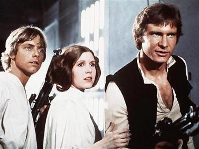 """Carrie Fisher: I Did Blow on """"Star Wars"""" Set"""