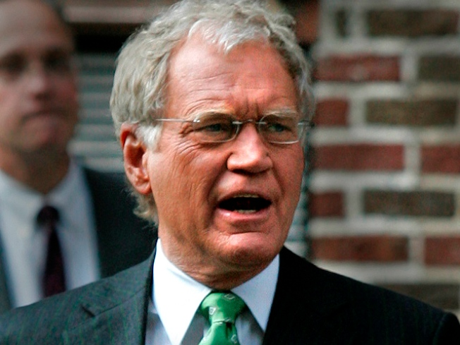 Nearly 1/3 Fewer People Likely to Watch Letterman: Poll