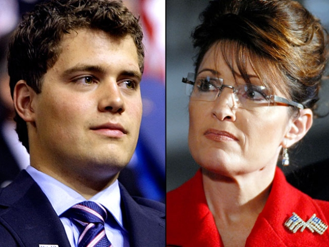 Palin Dishes on Levi