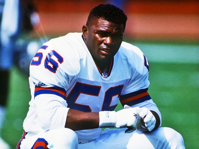 Lawrence Taylor Indicted on Rape Charge in Teen Sex Case
