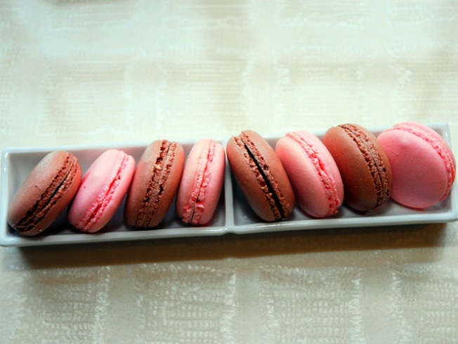 Oh La La! Macarons From Paris, With Love