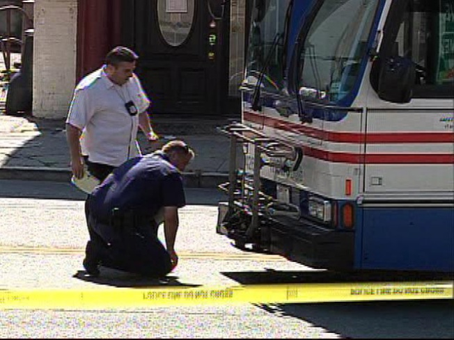 Metrobus Driver Fired Following Pedestrian Accident