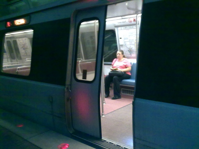 Crappy Service on the Red Line