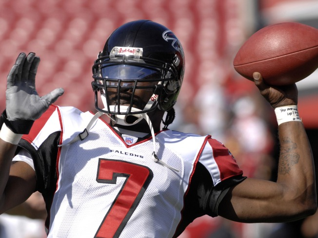 """No Chance"" Vick Will Sign With Skins: Agent"