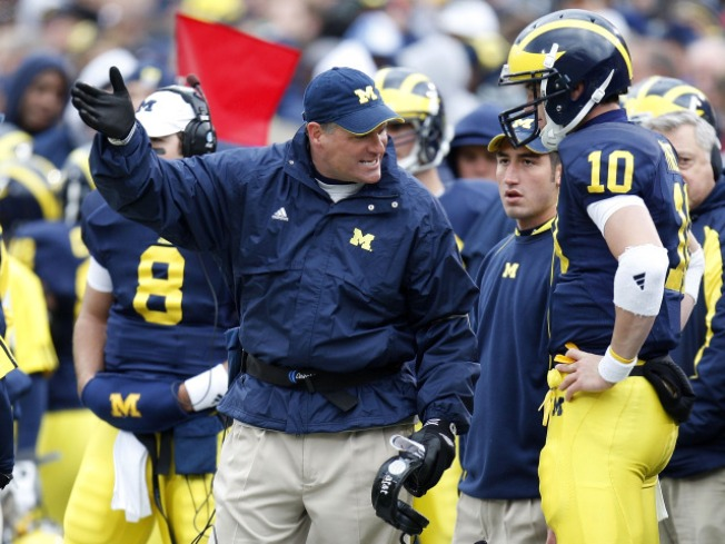 Why Is it Notable That Michigan Football Players Work Hard?