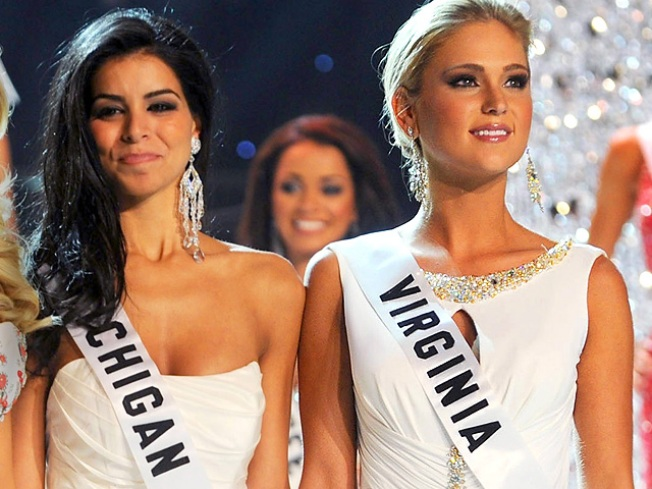Miss Virginia Named Second Runner-up in Miss USA