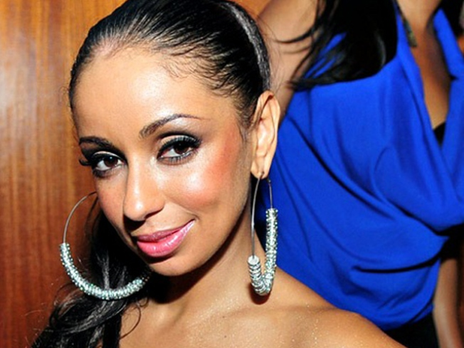 Mya Celebrates Her Birthday at Lux Lounge