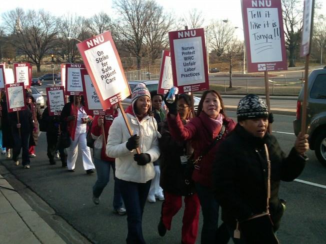 Nurses Strike Tentative Contract Deal