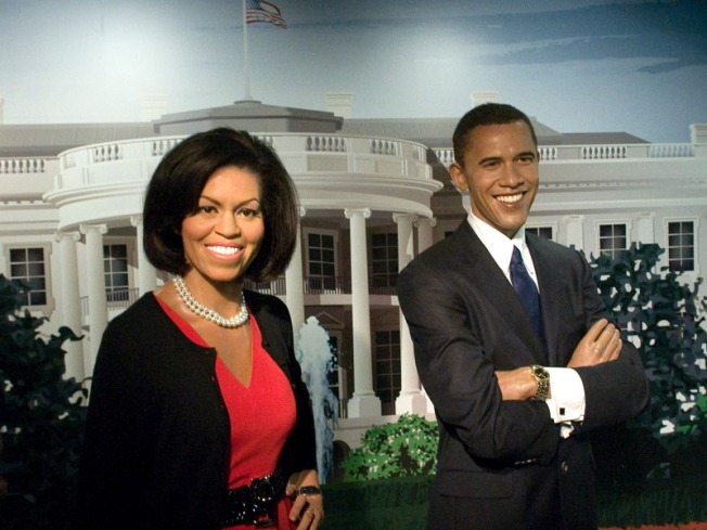 Madame Tussauds Says Thanks to Teachers