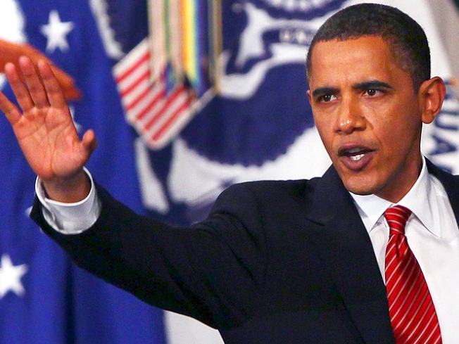 Analysis of Obama Speech: Take That, Cheney