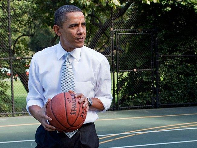 Coach Barack Obama