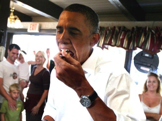 Thanks for the Pancakes, Mr. President!