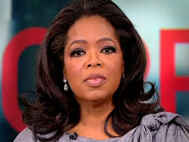 "Oprah: ""I Love It Enough to Know When to Say Goodbye"""