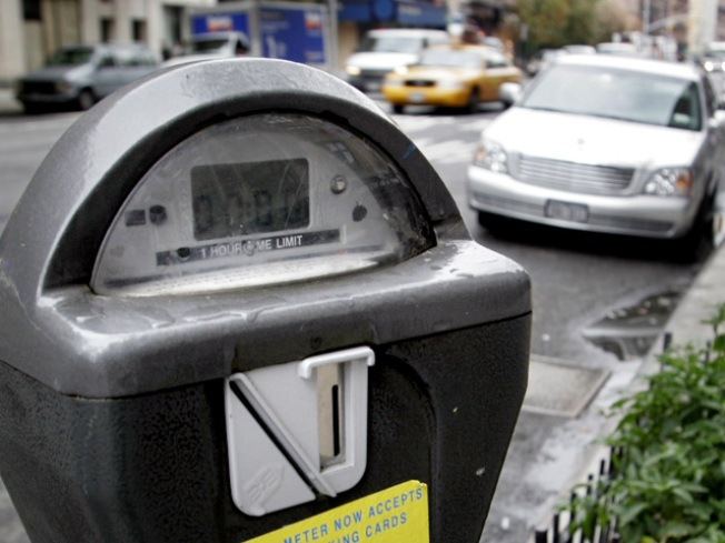 Rolling Back on Parking Fees