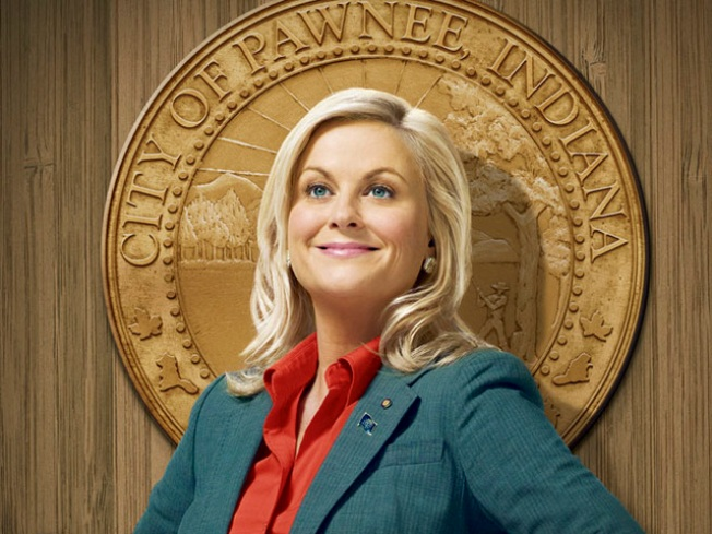 Amy Poehler and the Audacity of Knope