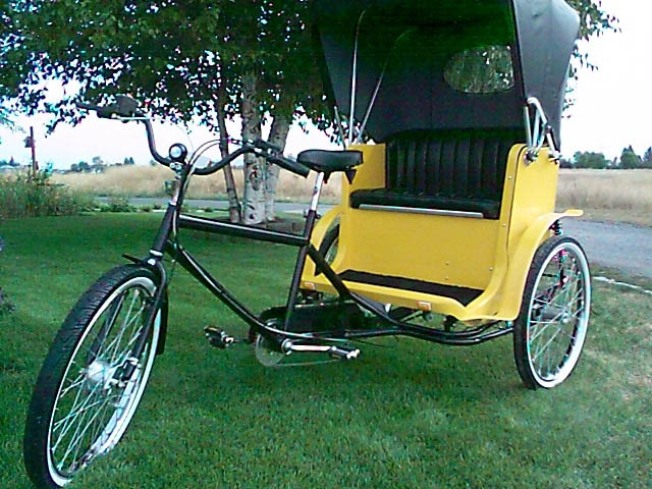 D.C. Rolling Out Regulations for Pedicabs