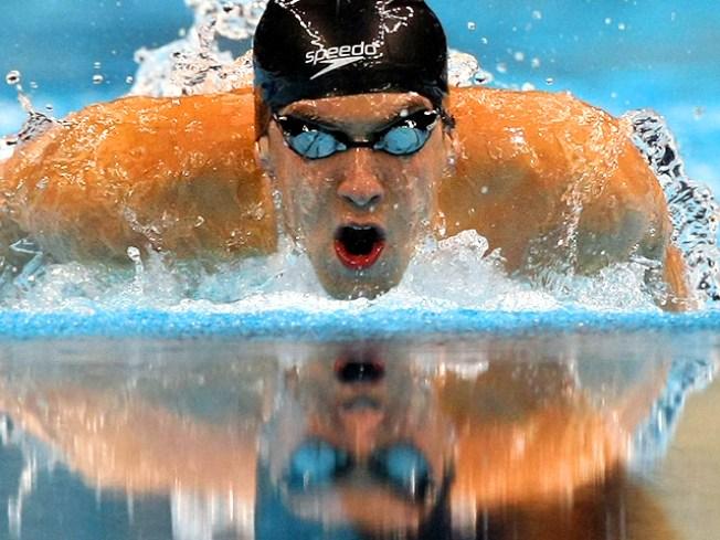 Phelps to Give Swim Lesson to Baltimore Schoolchildren