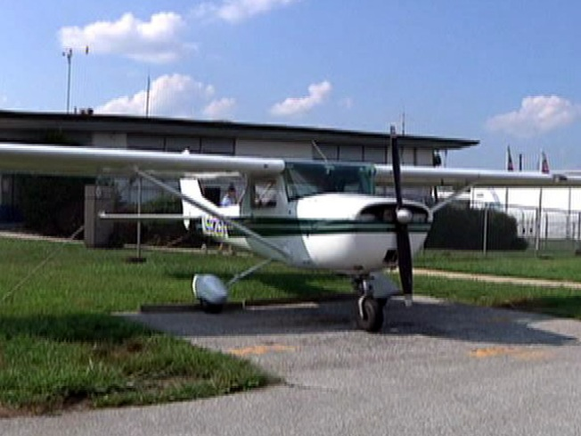 Plane Enters Secure Airspace 2nd Time