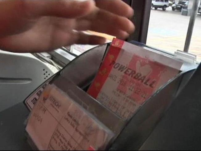 Maryland Resident Getting 6-Figure Powerball Payout