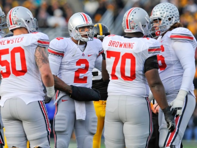 NCAA Suspends Five Ohio State Players, Including Star QB Pryor
