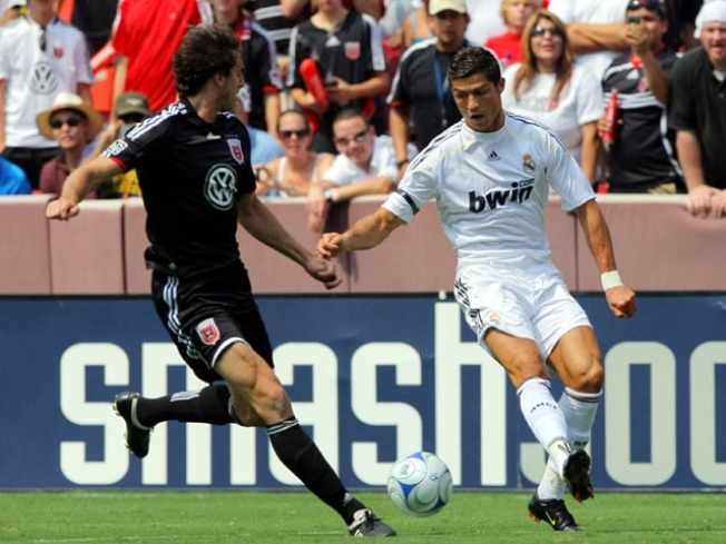 Real Madrid's 2nd-Half Surge Downs United