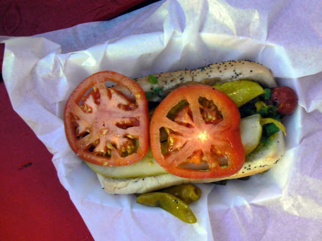 Chicago-Style Dogs in Dupont Circle?