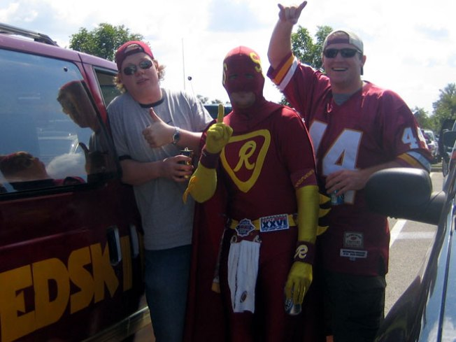Redskins Fans Continue Barrage on Snyder