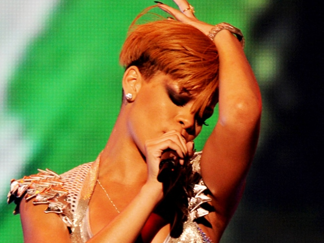Rihanna Shows Off Her New Inspirational Ink