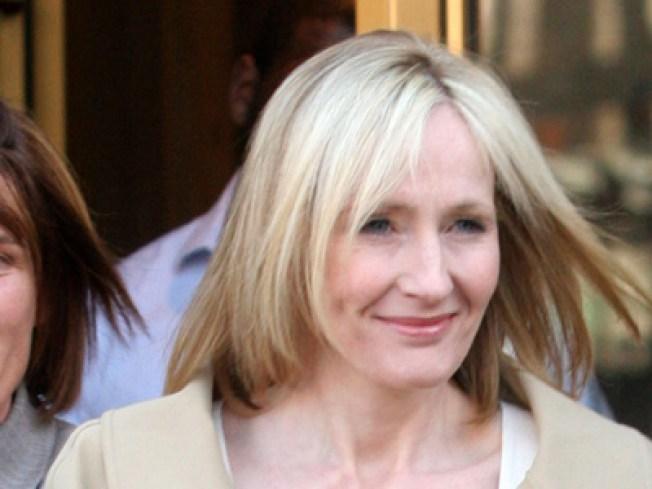 """Harry Potter"" Author Hit With Plagiarism Lawsuit"