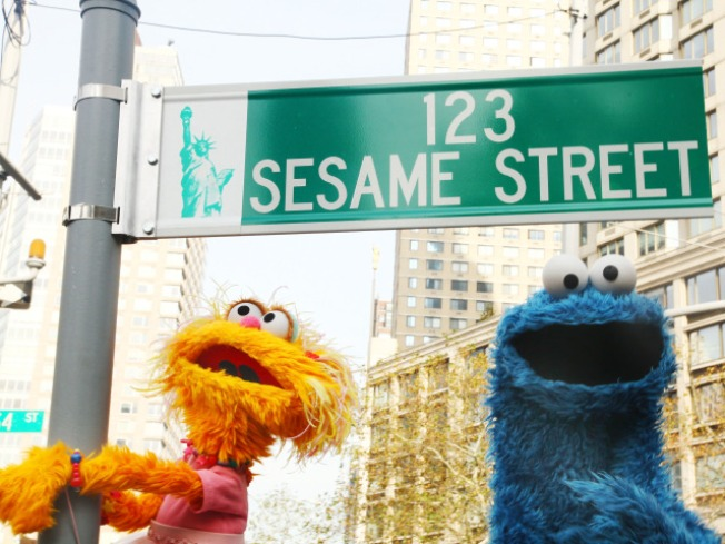 Sesame Street Celebrates the Big 4-0 at Lisner