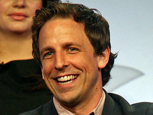 Seth Meyers to Host White House Correspondents' Dinner